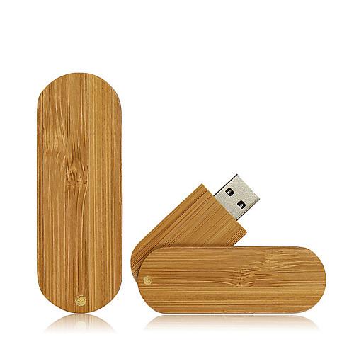 где купить Ants 32 Гб флешка диск USB USB 2.0 Дерево / Бамбук Вращающийся по лучшей цене