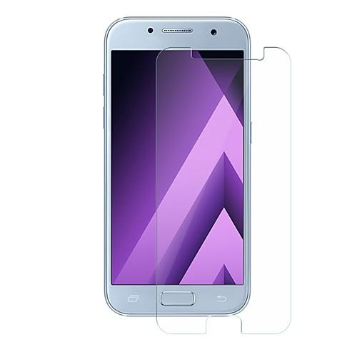 Защитная плёнка для экрана для Samsung Galaxy A5 (2017) Закаленное стекло 1 ед. Защитная пленка для экрана Уровень защиты 9H / Защита от царапин фото