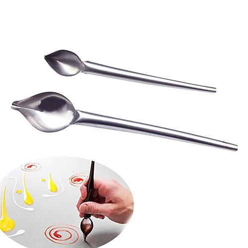 Инструменты для выпечки Нержавеющая сталь Новое поступление / Своими руками Повседневное использование / Необычные гаджеты для кухни Десертные инструменты 1шт