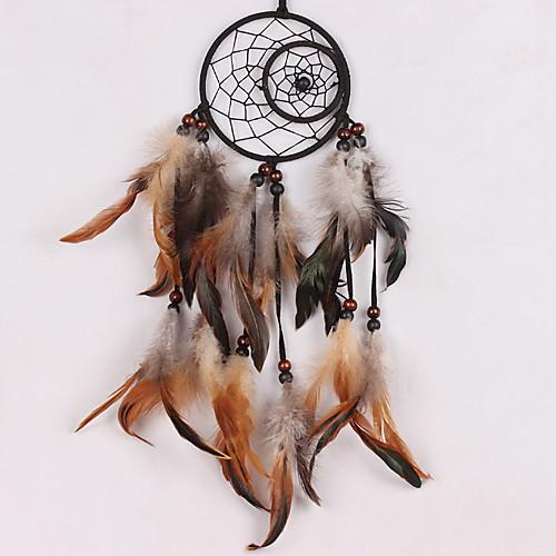 Ловец снов - Ткань Богемия 1 pcs Настенные украшения