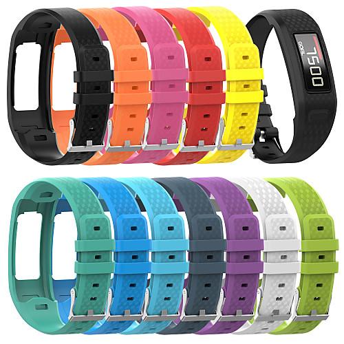 Ремешок для часов для Vivofit / Vivofit 2 Garmin Спортивный ремешок силиконовый Повязка на запястье garmin vivofit 3 black new