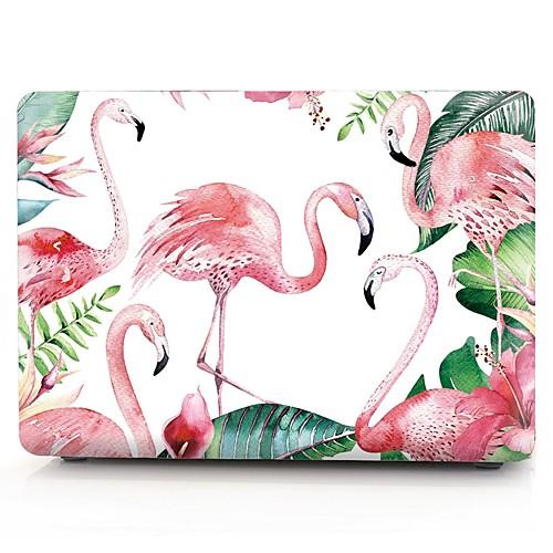 MacBook Кейс Фламинго пластик для Новый MacBook Pro 15 / Новый MacBook Pro 13 / MacBook Pro, 15 дюймов 5 pa for apple ipad pro surface pro 3 4 sleeves bags macbook pro air 11 12 13 14 15 inch suit pants grey style laptop sleeve