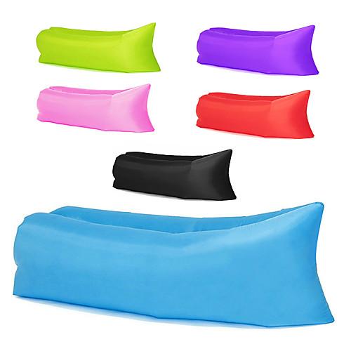Надувной диван / Надувной матрас / Надувной стул На открытом воздухе Походы Компактность, Быстрый надувной, Водонепроницаемость