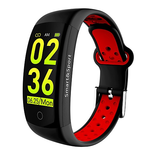 Smart Bracelet Smartwatch Q6-PRO for Android iOS Bluetooth Heart Rate Monitor / Message Control /Camera Control / Distance Tracking / Exercise Record Community Share / Alarm Clock / Sedentary Reminder