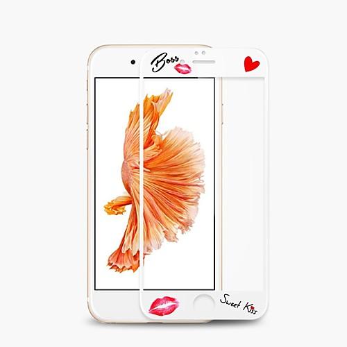 Защитная плёнка для экрана для Apple iPhone 8 Pluss / iPhone 8 / iPhone 7 Plus Закаленное стекло 1 ед. Защитная пленка для экрана Узор аксессуар защитная плёнка monsterskin 360 s clear для apple iphone 6 plus