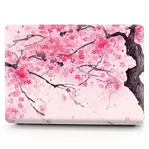 MacBook Кейс Цветы пластик для Новый MacBook Pro 15 / Новый MacBook Pro 13 / MacBook Pro, 15 дюймов 2016 fashion 11 12 13 14 15 15 6 inch laptop sleeve bag for macbook air pro 11 13 15 retina case cover suit fabric waterproof