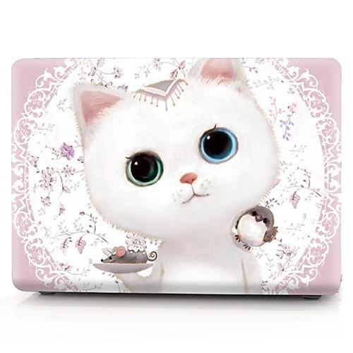 MacBook Кейс Животное пластик для Новый MacBook Pro 15 / Новый MacBook Pro 13 / MacBook Pro, 15 дюймов 5 pa for apple ipad pro surface pro 3 4 sleeves bags macbook pro air 11 12 13 14 15 inch suit pants grey style laptop sleeve