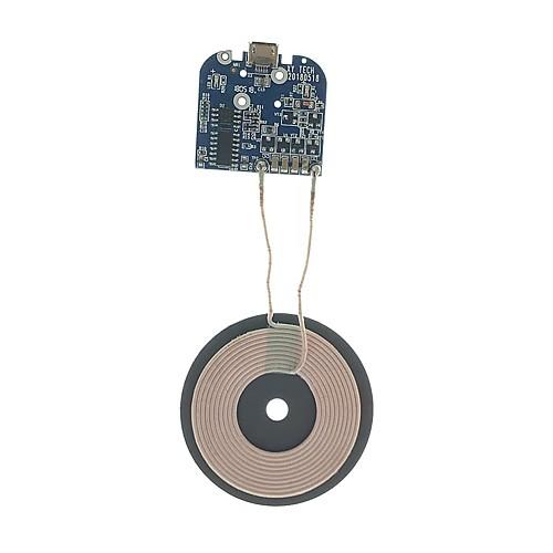 Cwxuan Беспроводное зарядное устройство Зарядное устройство USB USB Беспроводное зарядное устройство / Qi 1 A DC 5V для iPhone X / iPhone 8 Pluss / iPhone 8 фото