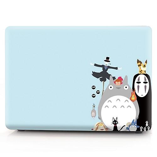 MacBook Кейс Животное пластик для Новый MacBook Pro 15 / Новый MacBook Pro 13 / MacBook Pro, 15 дюймов