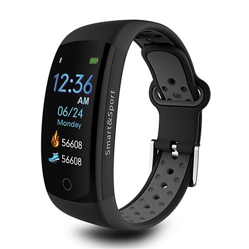 Indear Q6S Женский Умный браслет Android iOS Bluetooth Спорт Водонепроницаемый Пульсомер Измерение кровяного давления Сенсорный экран / Таймер / Датчик для отслеживания активности / будильник фото