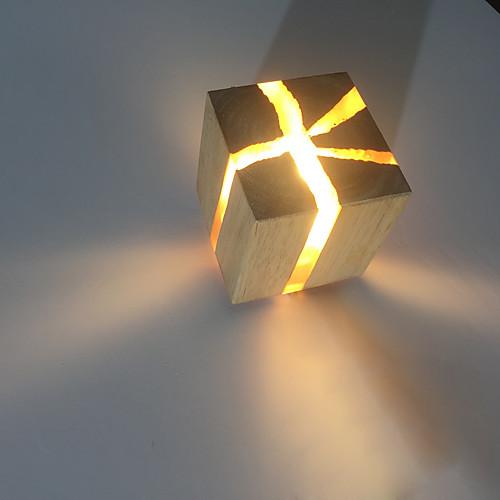 Ретро Спальня / В помещении Дерево / бамбук настенный светильник 110-120Вольт / 220-240Вольт
