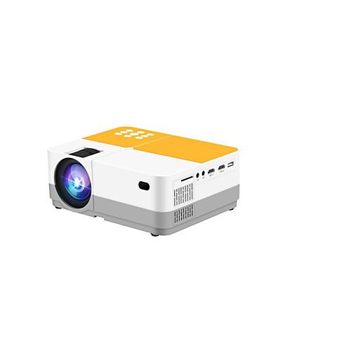 h3 lcd 2400 люмен видеопроектор 1080 x 720p 150-дюймовая поддержка vga SD Card
