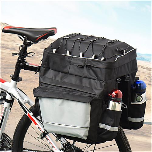 36-55 L Сумка на багажник велосипеда / Сумка на бока багажника велосипеда Регулируется, Компактность, Легкость Велосумка/бардачок Нейлон Велосумка/бардачок Велосумка Велосипедный спорт