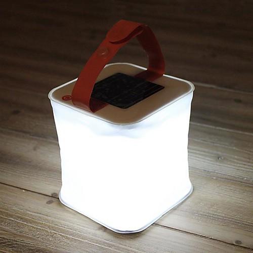 LuminAID Походные светильники и лампы LED излучатели Водонепроницаемый Складной Солнечная батарея Походы / туризм / спелеология Белый