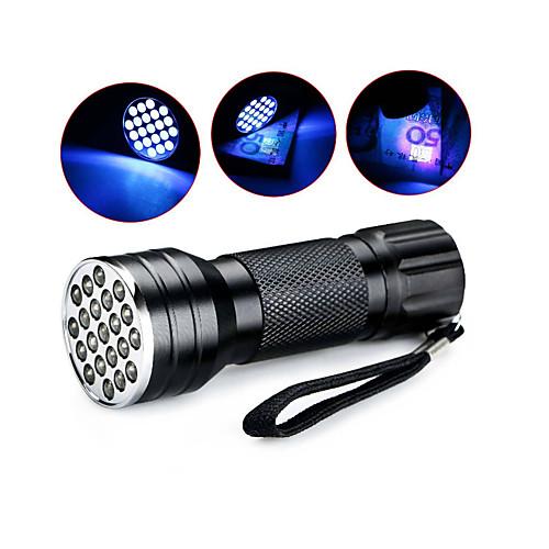 Купить со скидкой D12UV-1-0-2 Светодиодные фонари Ультрафиолетовые фонари Ручные фонарики Светодиодная лампа 5 мм ламп