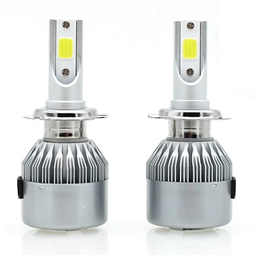 SENCART 2pcs 880/881 / H7 / H3 Motorcycle / Car Light Bulbs 36 W Integrated LED / COB 3800 lm 2 LED / Halogen Fog Light / Daytime Running Light / Headlamp For