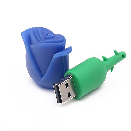 8G Роза Shaped USB Flash Drive фото