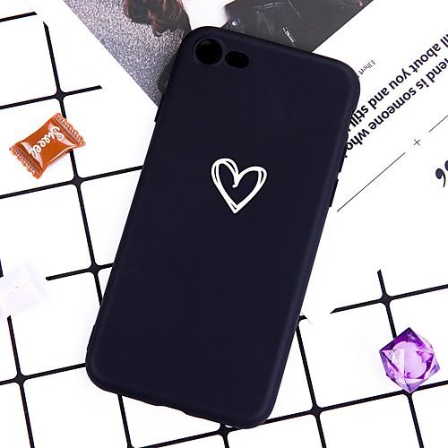 Чехол для яблока iphone xr xs xs max шаблон задняя крышка сердце мягкий тпу телефон fori x 8 8 plus 7 7plus 6s 6s plus se 5 5s фото