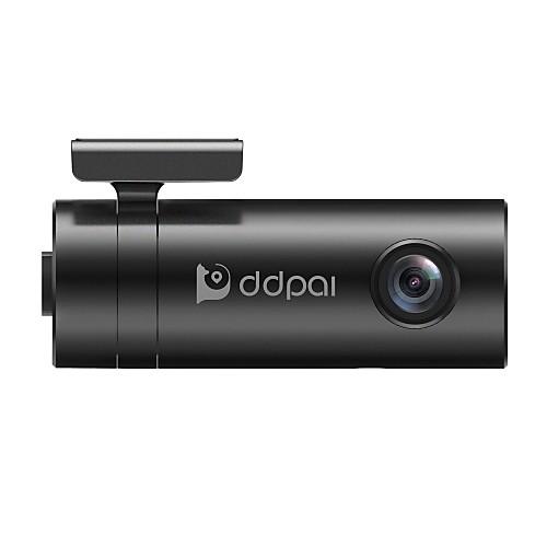 ddpai mini 1080p hd car dvr 140 градусов широкий угол 2mp без экрана тире камеры с Wi-Fi рекордер автомобиля (выход приложения, версия cn)