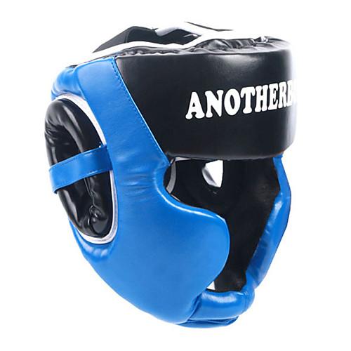 Боксерские головные уборы / Защита головы Назначение Муай Тай, Кикбоксинг, Спарринг, Борьба Защита от удара, Защита, Мягкий Регулируется, Экстра толстый, Прочный Кожа PU Взрослые -