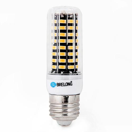 1шт 15 W 1200-1500 lm E26 / E27 LED лампы типа Корн T 80 Светодиодные бусины SMD 5733 Декоративная Тёплый белый / Холодный белый 220-240 V / 1 шт. / RoHs