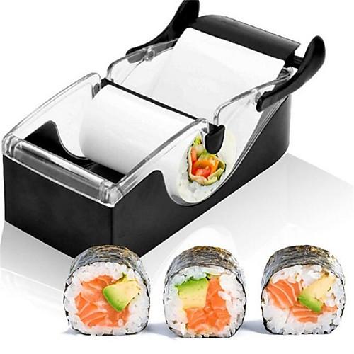 пластик Инструмент для суши Творческая кухня Гаджет Кухонная утварь Инструменты Необычные гаджеты для кухни 1шт