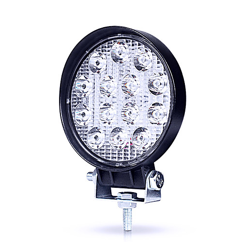 JIAWEN 1 Piece None Car Light Bulbs 42 W High Performance LED 4200 lm 14 LED Headlamp / Working Light For universal All years