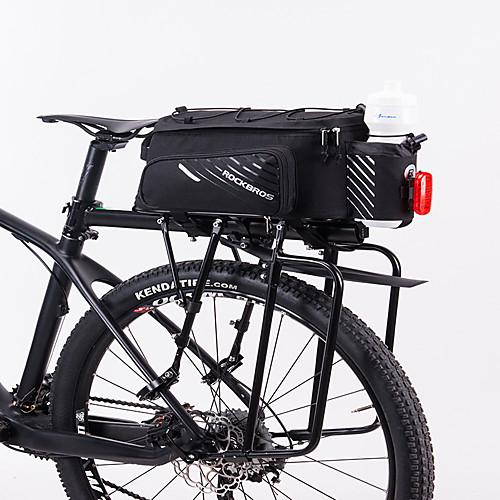 ROCKBROS 9-12 L Сумка на багажник велосипеда / Сумка на бока багажника велосипеда Водонепроницаемость, Велоспорт, Пригодно для носки Велосумка/бардачок Терилен Велосумка/бардачок Велосумка