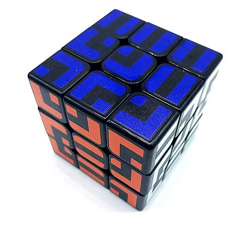 Волшебный куб IQ куб Кубик кубика / дискеты 333 Спидкуб Кубики Рубика головоломка Куб Сбрасывает СДВГ, СДВГ, Беспокойство, Аутизм Геометрический узор Подростки Взрослые Игрушки Все Подарок