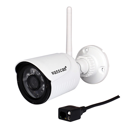WANSCAM HW0022-1 2 mp IP-камера Крытый Поддержка 128 GB