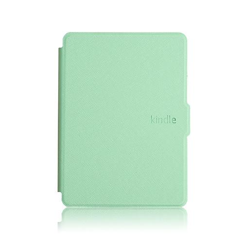 Купить со скидкой Кейс для Назначение Kindle / Amazon Задняя панель / Полноразмерные чехлы / Ударопрочный чехол Чехол