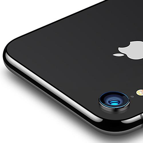 Защитная плёнка для экрана для Apple iPhone XR Закаленное стекло 1 ед. Протектор объектива камеры HD / Уровень защиты 9H / Против отпечатков пальцев фото