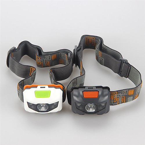 Налобные фонари Светодиодная лампа Cree XP-E R3 3 излучатели 500 lm 4.0 Режим освещения Тактический Водонепроницаемый Ударопрочный