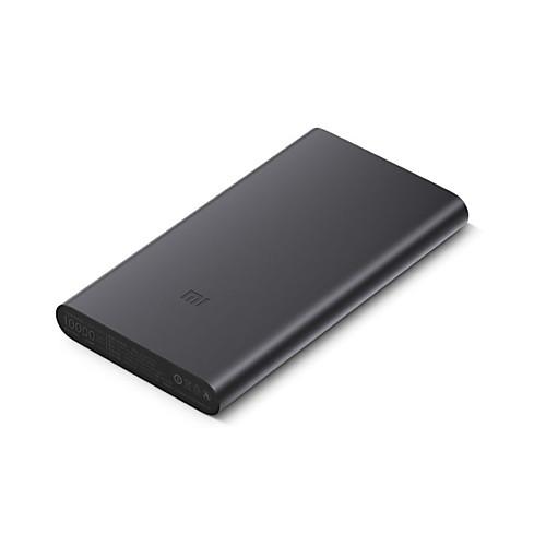 Xiaomi 10000 mAh Назначение Внешняя батарея Power Bank 5.1/9/12 V Назначение 12 A / 5.1 A / 9 A Назначение Зарядное устройство с кабелем