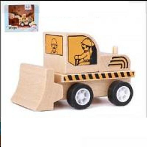 Строительная техника Специально разработанный Транспорт 1 pcs Куски Дети (1-4 лет) Игрушки Подарок