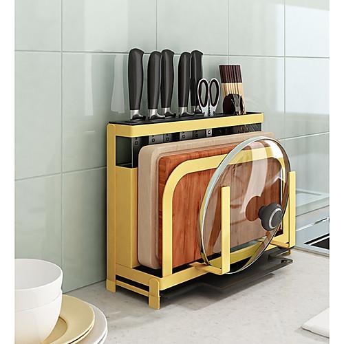 Кухонная организация Полки и держатели / Кухонные принадлежности / Висячие корзины Металл Аксессуар для хранения 1 комплект