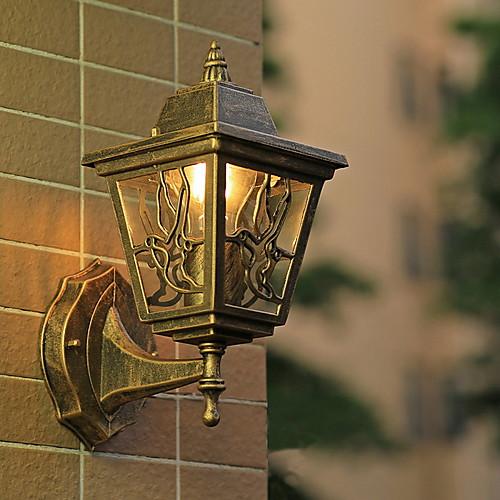 Новый дизайн Ретро Настенные светильники Спальня / В помещении Металл настенный светильник 220-240Вольт 40 W