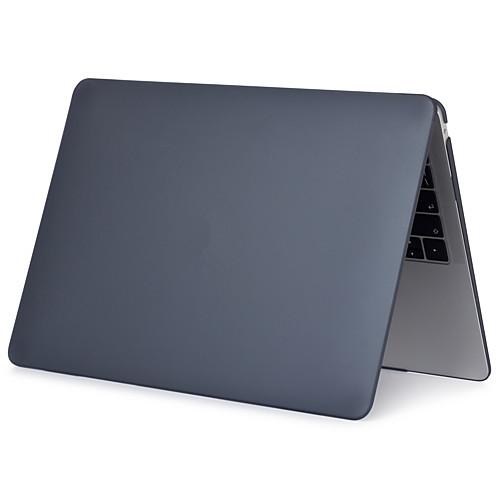 MacBook Кейс Однотонный пластик для MacBook Pro, 15 дюймов / MacBook Pro, 15 дюймов с дисплеем Retina / Новый MacBook Pro 15