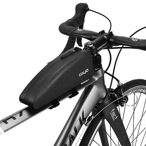 GIYO 1 L Бардачок на раму Компактность, Пригодно для носки, На открытом воздухе Велосумка/бардачок Оксфорд Велосумка/бардачок Велосумка Велосипедный спорт На открытом воздухе / Велоспорт