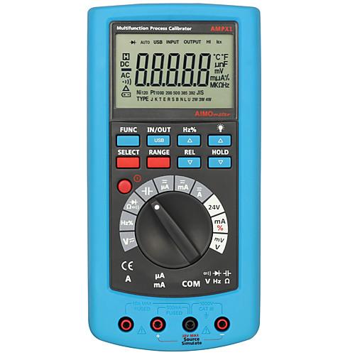 Factory OEM AMPX01 Цифровой мультиметр DCV/mA Удобный / Измерительный прибор / Pro