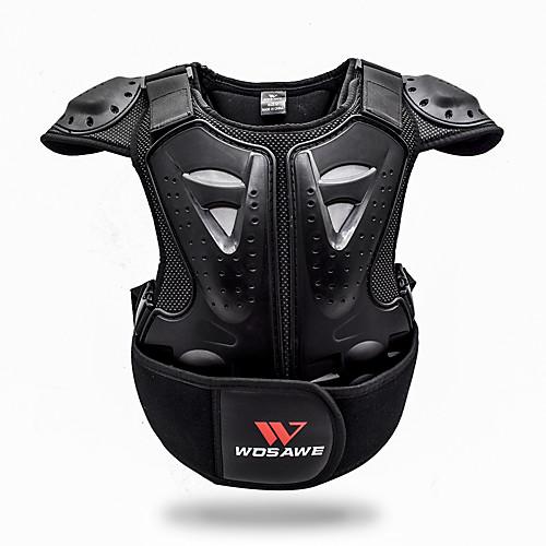 WOSAWE BC205 Мотоцикл защитный механизм для Армированный Все Полиэстер / Этиленвинилацетат Для детей / Защита от удара / Защита детей