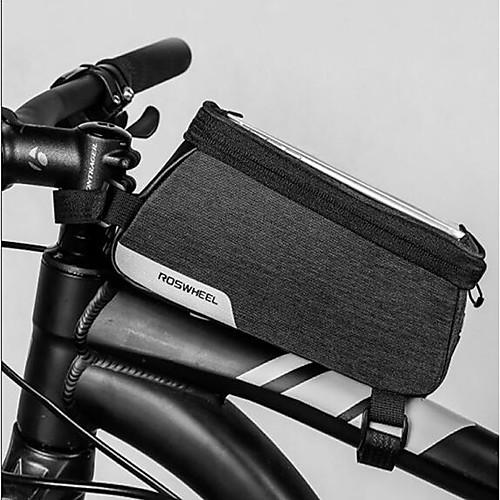 1.2 L Бардачок на раму Водонепроницаемость, Компактность, Пригодно для носки Велосумка/бардачок 600D полиэстер Велосумка/бардачок Велосумка На открытом воздухе / Велоспорт