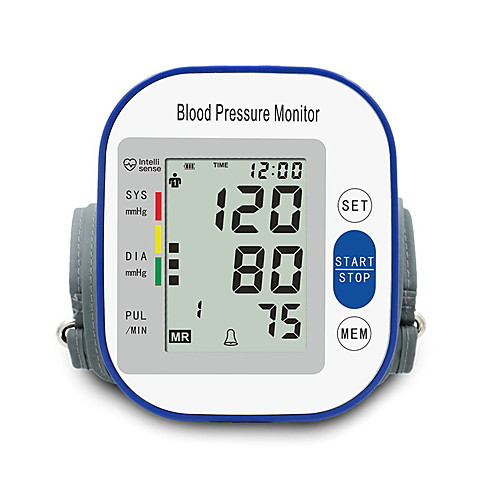 Factory OEM Монитор кровяного давления A61 для Повседневные Новый дизайн / Низкий шум