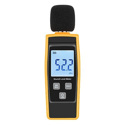 LITBest sound level meter Шумомер 30-130dBA Удобный / Измерительный прибор