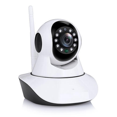 2 mp IP Camera PTZ Indoor Motion Detection Day Night Built-in speaker Support 64 GB