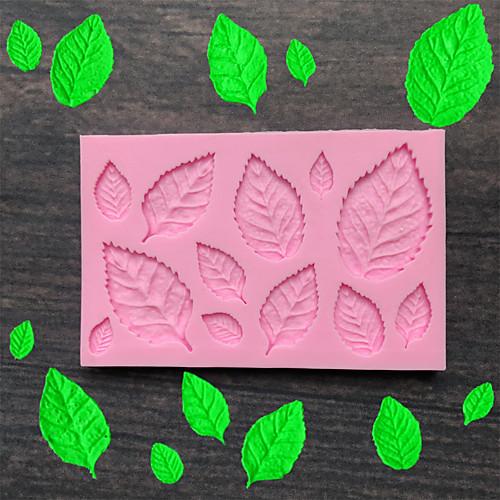 Лист силиконовые формы помадка формы украшения торта инструменты шоколад плесень выпечки плесень