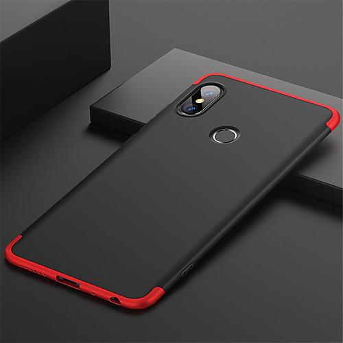Кейс для Назначение Xiaomi Redmi Note 5 Pro Ультратонкий Чехол Однотонный Твердый ПК для Xiaomi Redmi Note 5 Pro