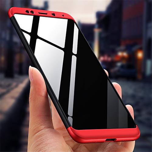 Кейс для Назначение Xiaomi Redmi 5 Plus Ультратонкий Чехол Однотонный Твердый ПК для Xiaomi Redmi 5 Plus