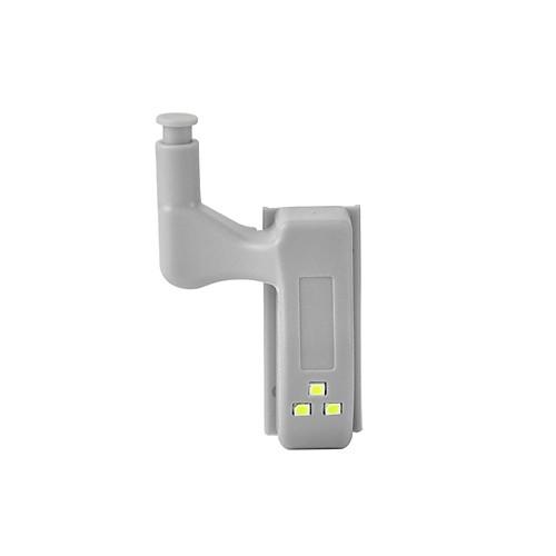 Brelong универсальная мебель шкаф кухонный шкаф светодиодные двери кухня белый свет ночи петли свет энергосберегающие 1 шт
