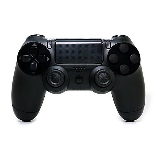 PS4 Проводное / Беспроводное Игровые контроллеры / Контрольная рукоятка Назначение PS4 / Sony PS4 , Портативные / Новый дизайн / Вибрация Игровые контроллеры / Контрольная рукоятка ABS PC 1 pcs